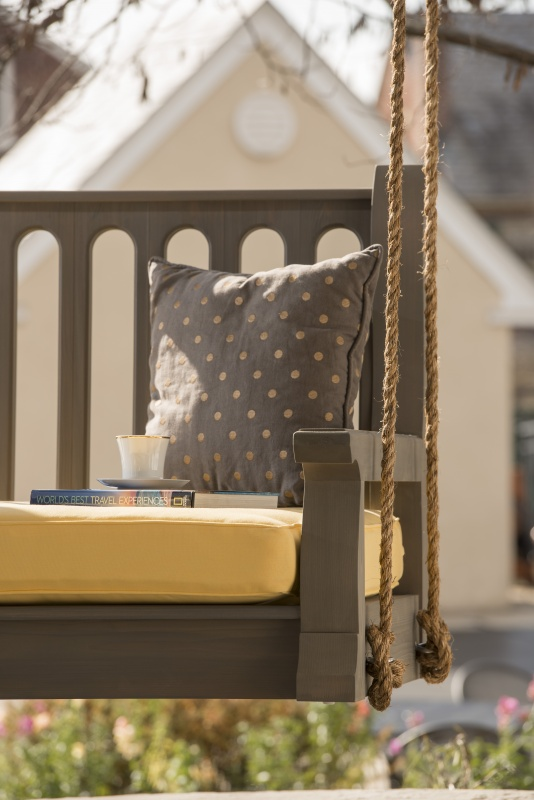 Gallery Nostalgic Porch Swing Co