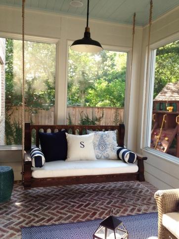 Gallery Nostalgic Porch Swing Co